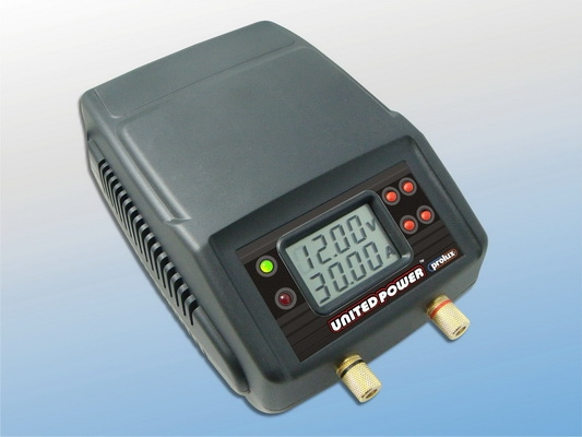 DC 12V 30A SWITCHING POWER SUPPLY W/LCD