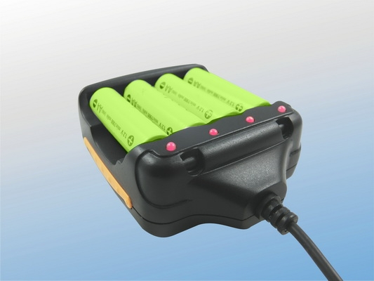 USB Ni-MH AA/AAA CHARGER/DISCHARGER