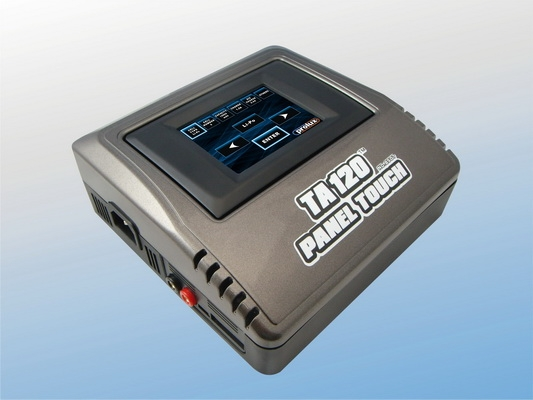 AC/DC 12A PANEL TOUCH CHARGER & DISCHARGER