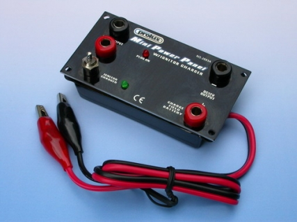 MINI POWER PANEL W/IGNITOR CHARGER