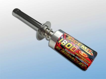 GLO-STARTER SC SIG-1600mAH/SIG-1800mAH/SIG-2600mAH - C SIG-2800mAH - D SIG-4500mAH
