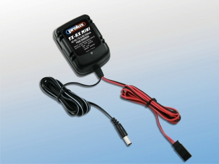 AC TX/RX 4-8 CELL 500mA PEAK CHARGER (FUTABA/JR)