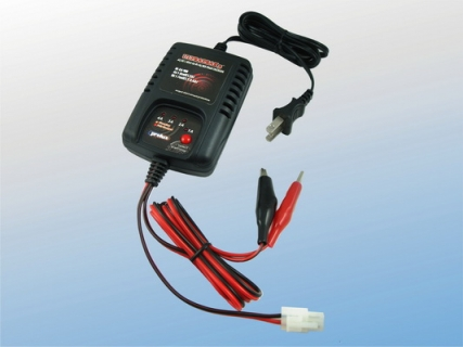 AC 2A/DC 4A 1-8C Ni-Cd/MH PEAK CHARGER