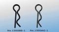 R-BOLT NICKEL COATED / BLACKENING(10PCS / SET)