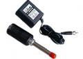 GLO-STARTER LOCK TYPE W/METER W/110V(230V) CHG. (PLASTIC)