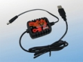DC USB 1S LiPo GLOW STARTER CHARGER