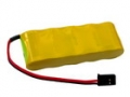 6.0V  Ni-Cd BATTERY PACK (FLAT STYLE)