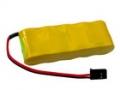 6.0V  Ni-Cd BATTERY PACK (FLAT STYLE)
