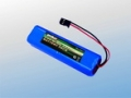 9.6V AA 2200mAH Ni-MH BATTERY PACK